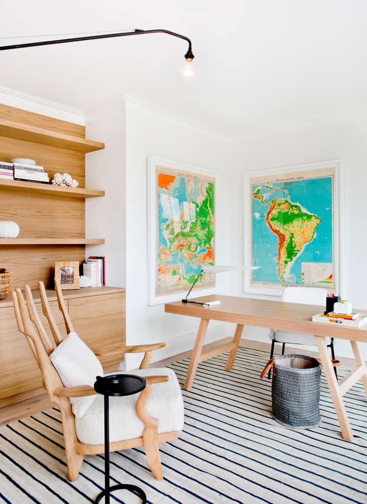 Stunning Scandinavian Home Offices That Will Boost Your Productivity 20 Irresistible Designs 9