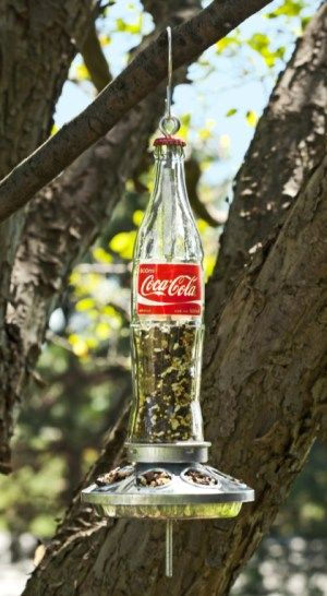 SODA BOTTLE FEEDER