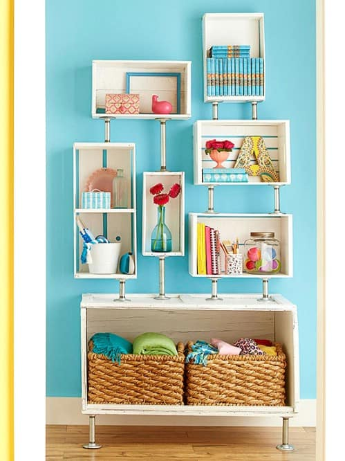 20 Chic DIY Rustic Shelves That You Should Make A Part Of Your Home Decor 11