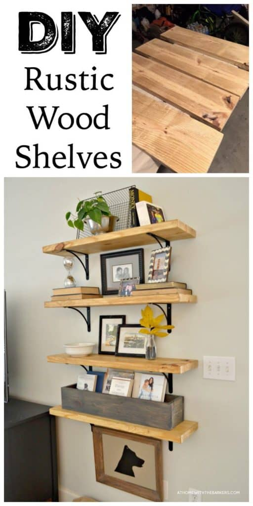 20 Chic DIY Rustic Shelves That You Should Make A Part Of Your Home Decor 18