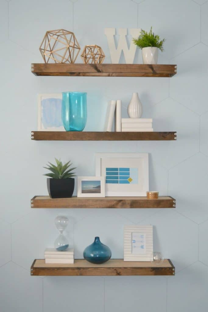 20 Chic DIY Rustic Shelves That You Should Make A Part Of Your Home Decor 20