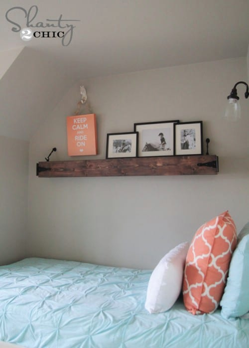 20 Chic DIY Rustic Shelves That You Should Make A Part Of Your Home Decor 6