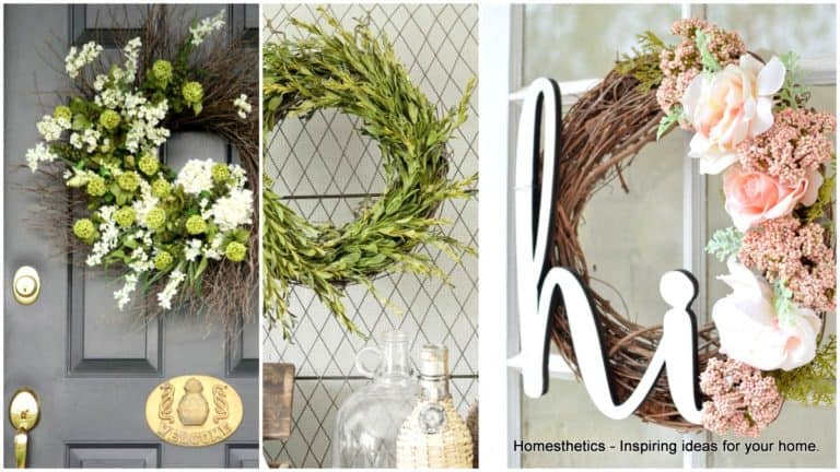 20 Fabulous DIY Summer Wreath Designs That Will Add Color To Your Porch