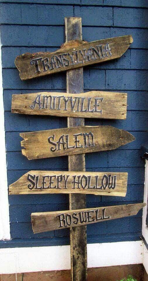 91. USE TIM BURTON FONTS FOR YOUR HALLOWEEN SIGNBOARDS