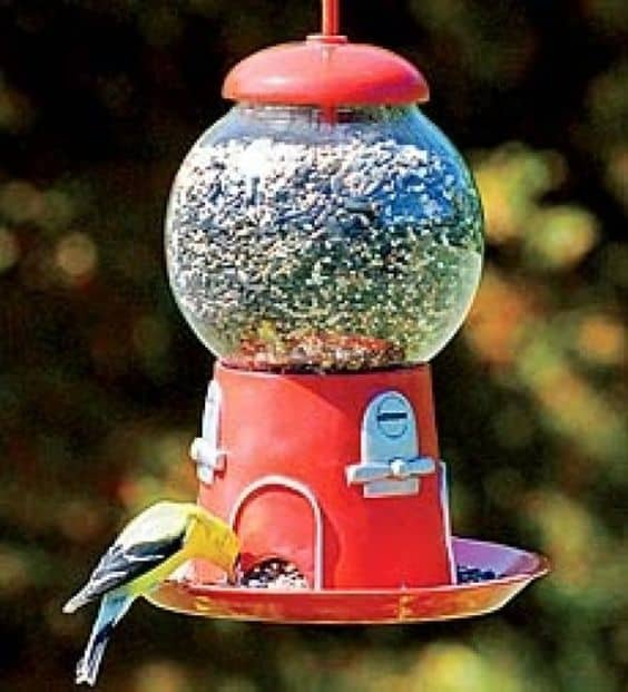 GUMBALL MACHINE FEEDER