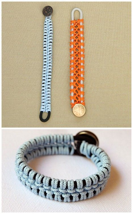 HIS AND HER PARACORD BRACELET SET