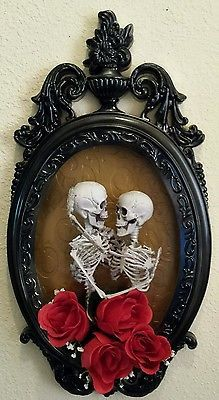 92. THE ROMANTIC SKELETON PORTRAIT