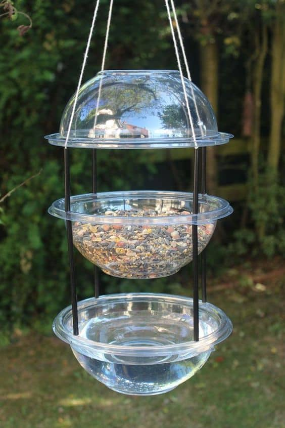 HANGING BOWL FEEDER