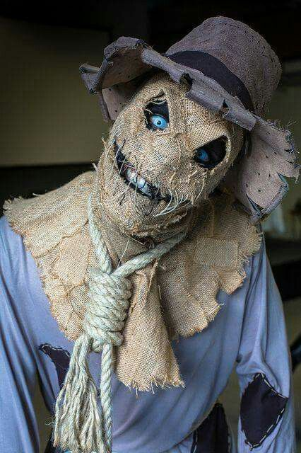 36. THE SCARECROW