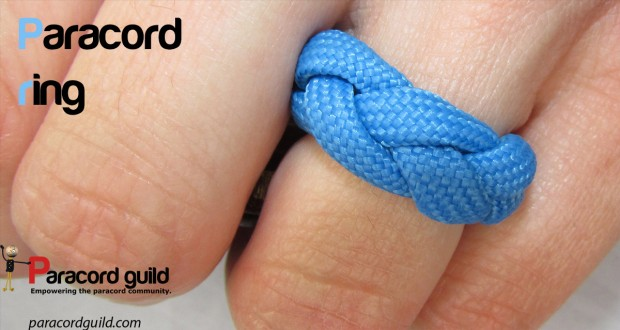 MAKE A PARACORD RING
