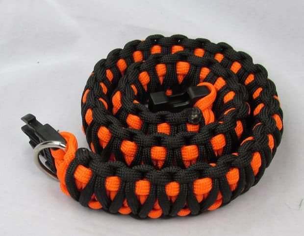 TWO-TONE PARACORD PET COLLAR