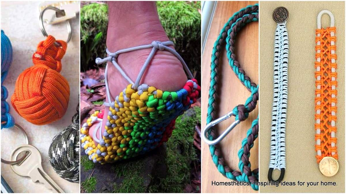 63 Super Awesome Diy Paracord Projects To Realize
