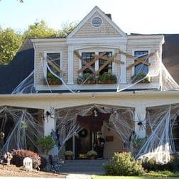 129 World`s Insanest Scary Halloween Haunted House Ideas