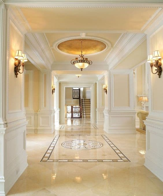 Luxuriant Coved Ceilings