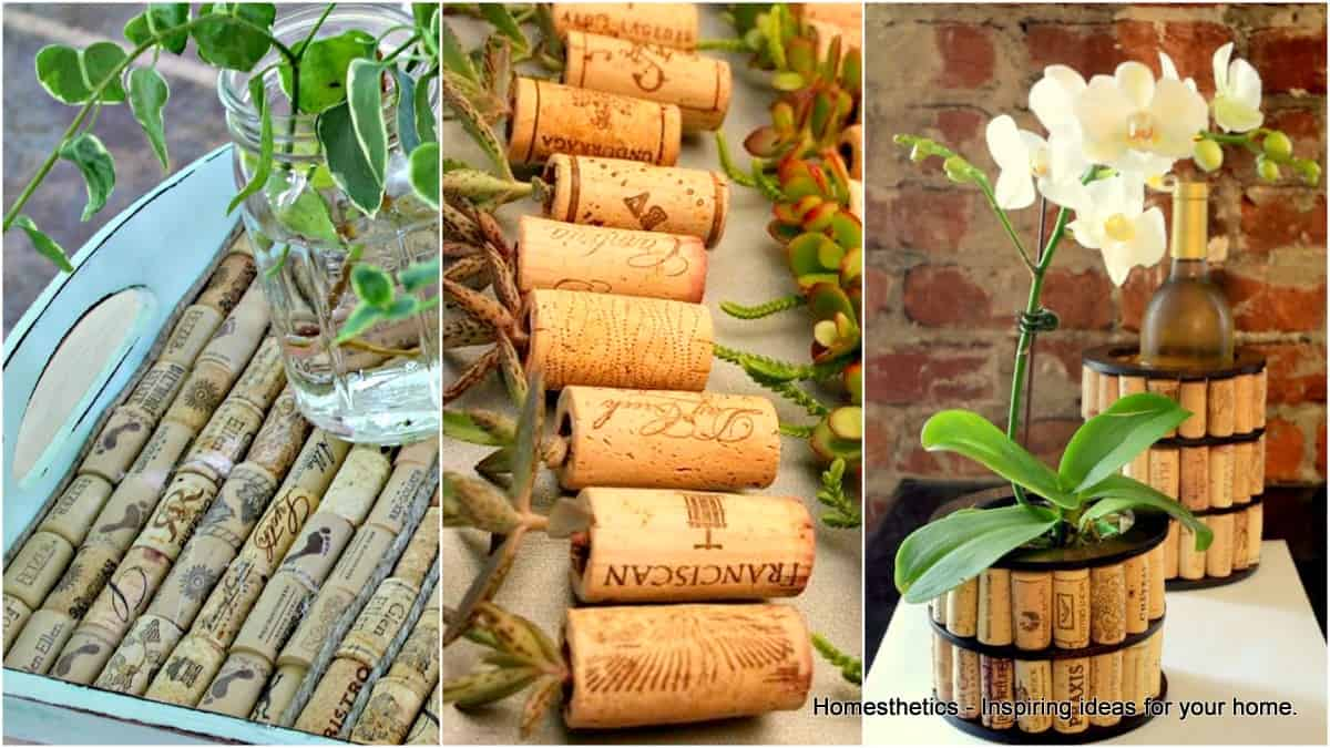 10 Awesome Diy Wine Corks Projects That You Should Make