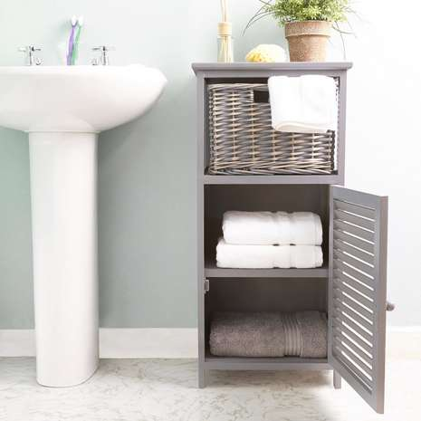 20 Smart Bathroom Storage Ideas That Will Impress You Homesthetics Inspiring For Your Home