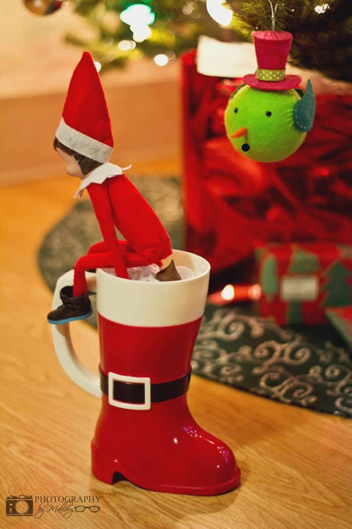 132. Elfie Poops in the Shoe
