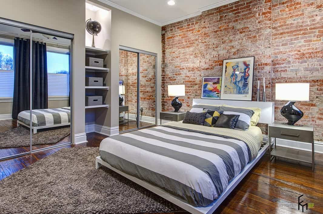 10 Cool and Distinctive Industrial Bedrooms That You Have To See ...