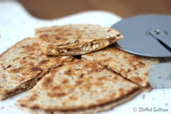58. CHICKEN QUESADILLAS 2.0