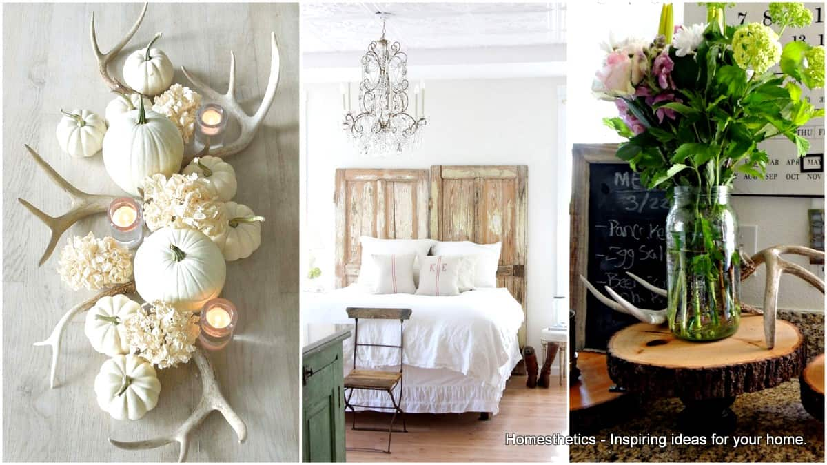 Eye-Catching DIY Rustic Decorations to Add Warmth To Your Home ...