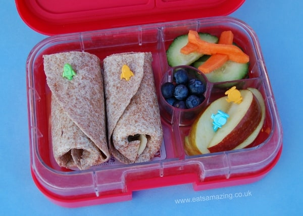 87. ALL ONE NEEDS BENTO LUNCH PACK