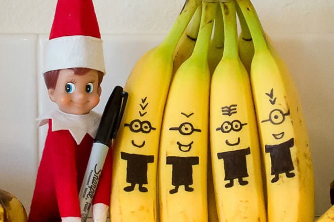 34.Elfie and his Minions