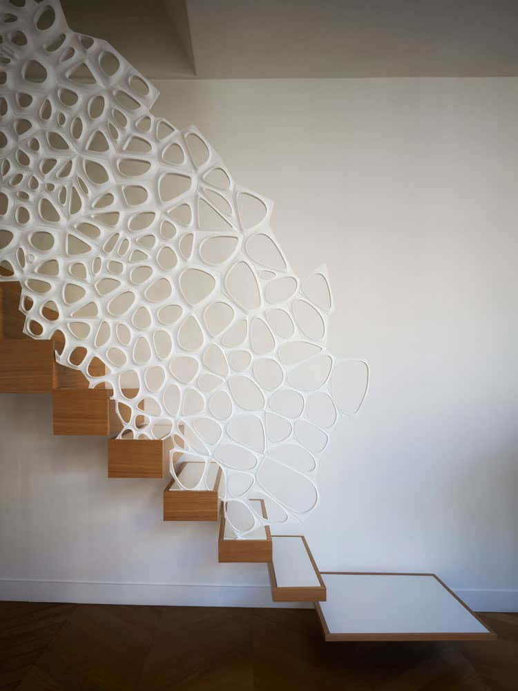 Roundup Staircases2 1 Marc Fornes Corian