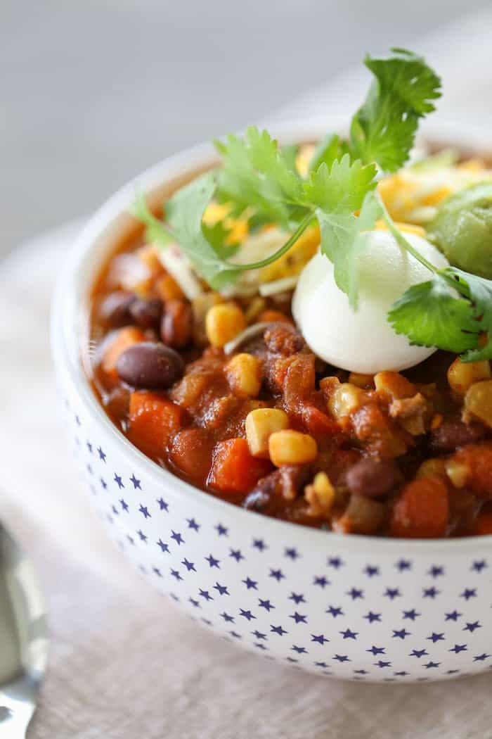 102. AWESOME CHILI RECIPE