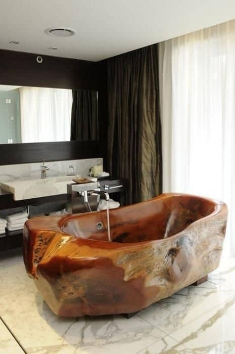 All Bathtubs In This Guide Are Extraordinarily Beautiful, There Is No Doubt  About That Yet The One Above Is Something Different, Something Different ...