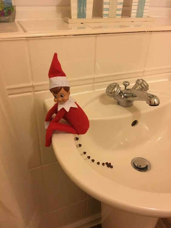 137. Elfie Poops in the Bathroom Sink