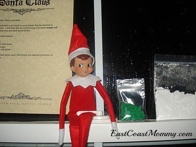 85. Elfie and his Magic Elf Seeds