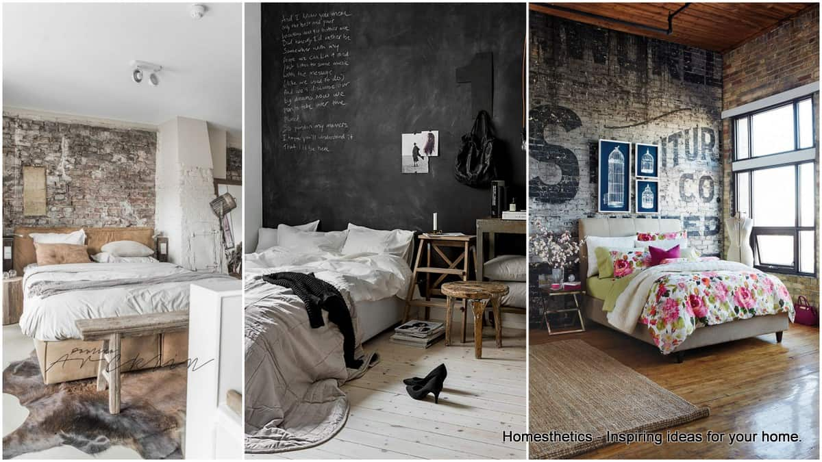 Delicieux 10 Cool And Distinctive Industrial Bedrooms That You Have To See