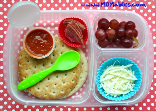 25. PIZZA LUNCHABLES