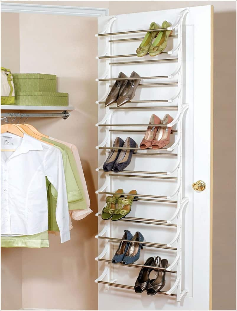 10 Genius DIY Shoe Storage Ideas That Will Impress You ...