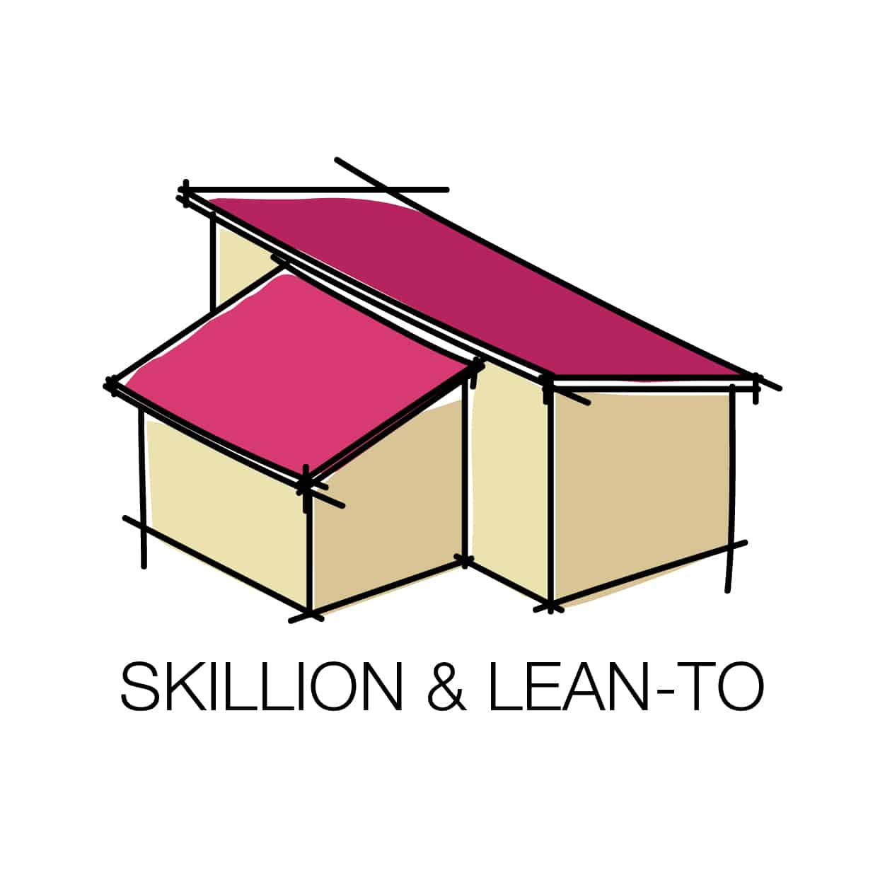 Skillion And Lean To Roof