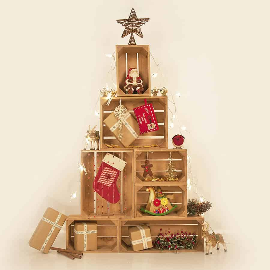 Christmas Tree Done: 20 Magical Alternative Christmas Trees For A Merry