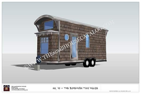 THE BOHEMIAN STYLE HOME ON WHEELS