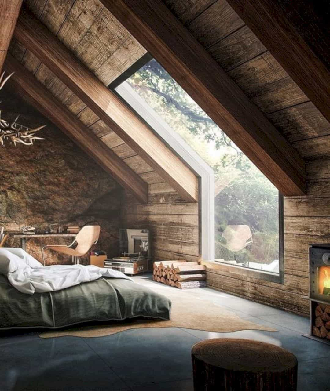 16 ideas to bring out a rustic interior design at home 16