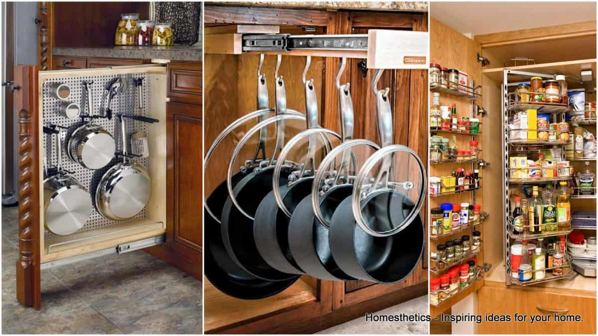 hidden how storage design to home kitchen ideas pleasing find