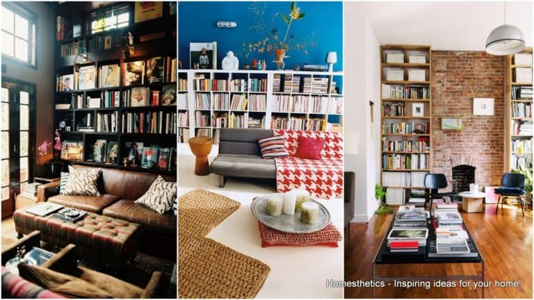 20 Marvelous Home Libraries That Every Book Worm Is Going To Love