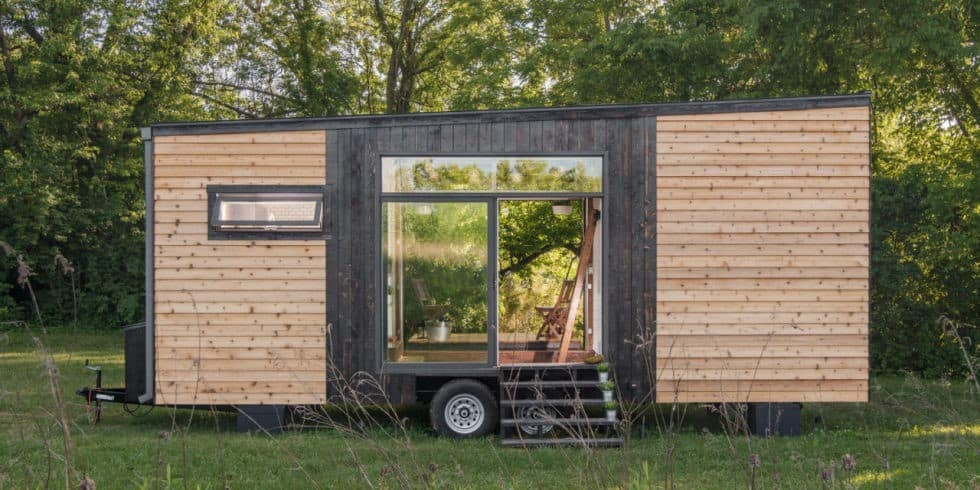 POP OUT PORCH tiny house plan