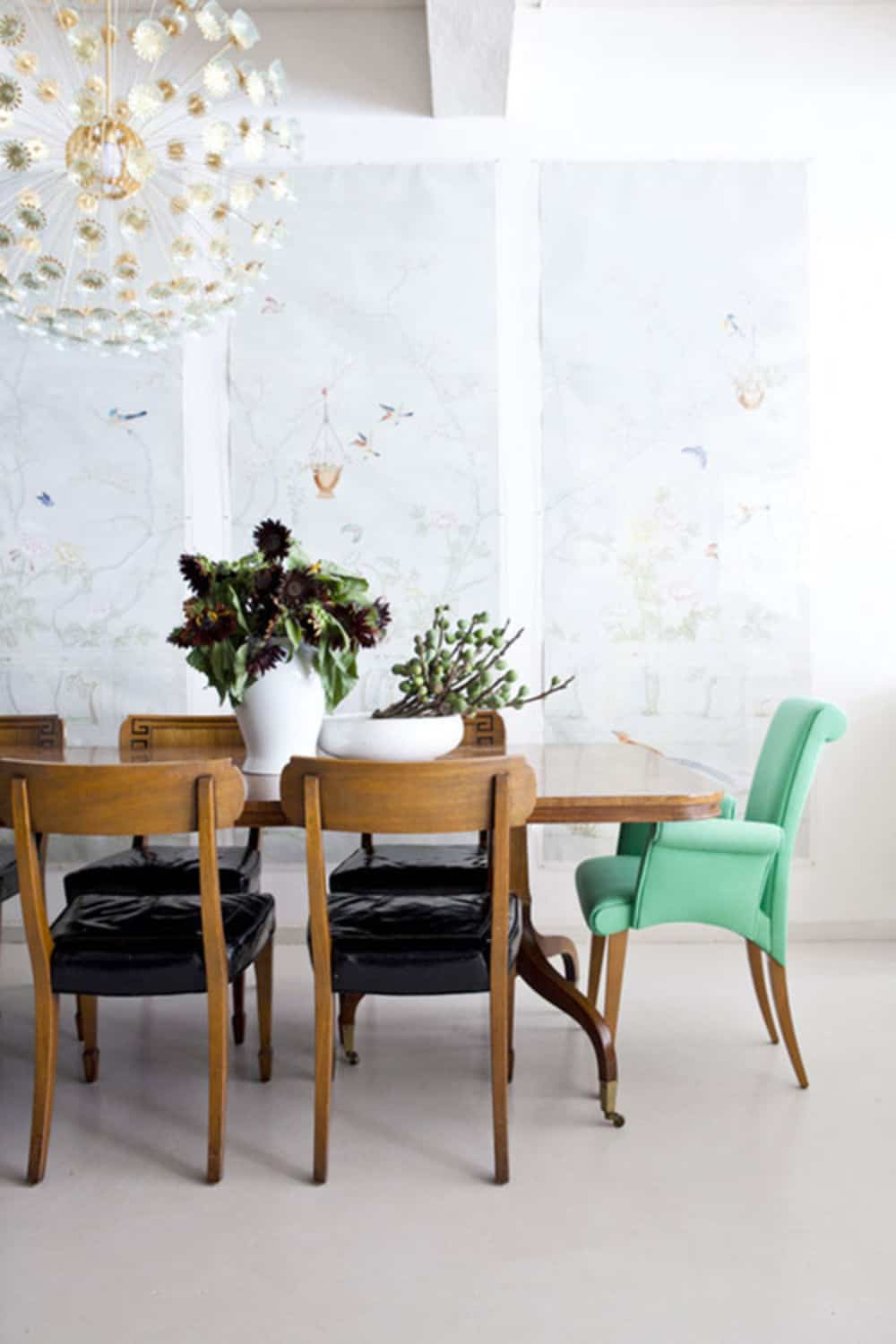 Mismatched Chairs That Will Add A Unique Touch To Your