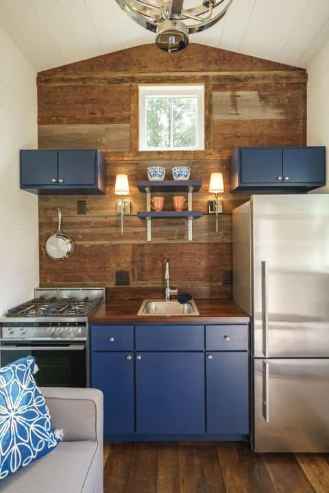 BOLD DESIGN interior tiny house plan
