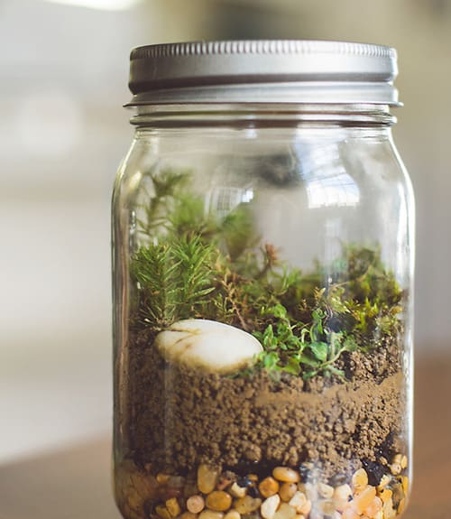 How To Repurpose Mason Jars In Useful Ways - Homesthetics ...