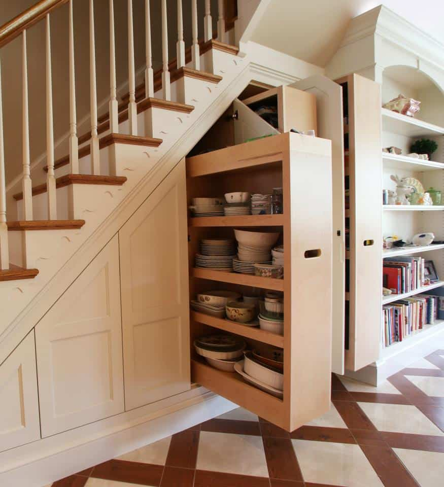 20 Smart Under Stairs Design Ideas: 15 Smart Under-The-Stairs Designs That Will Impress You