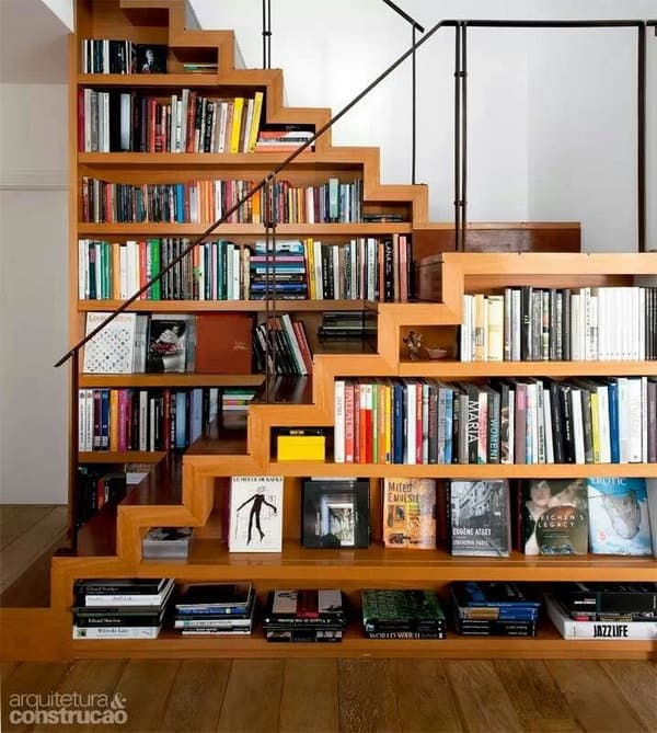 7 cool home library ideas