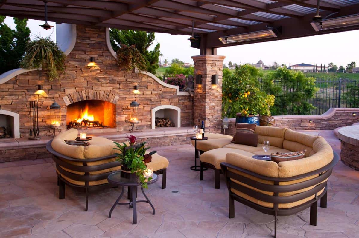 Ordinaire Fabulous Patios Designs That Will Leave You Speechless   Homesthetics    Inspiring Ideas For Your Home.