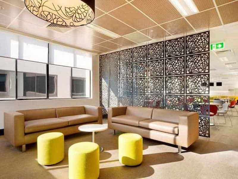 Cool Room Dividers Ideas with Artistic