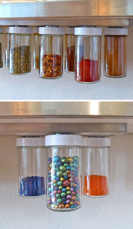 19 smart kitchen storage ideas that will impress you Diy storage ideas for small bedrooms