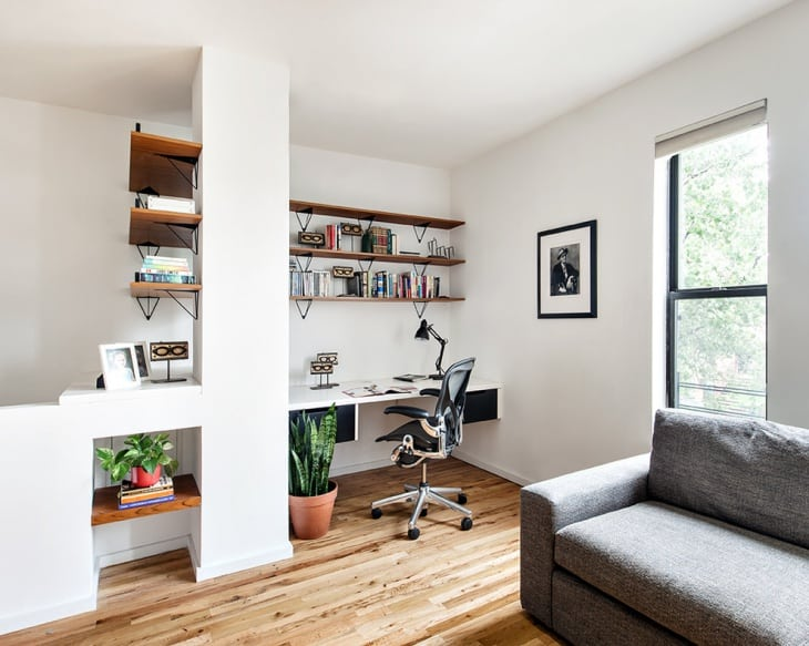Stylish Scandinavian Home Offices That Will Make Your More